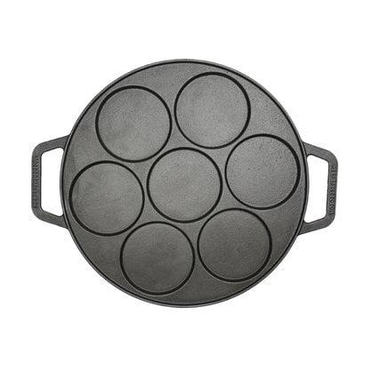 Сковорода 7 форм 42 см Muurikka