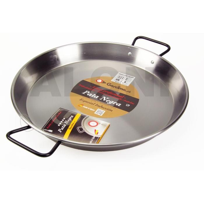 Сковорода для паэльи 60 см стальная